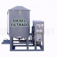 Filtro Prensa Simples 4800